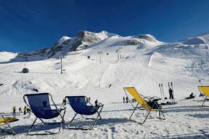 Entspannung auf Skifreizeit und Skicamps