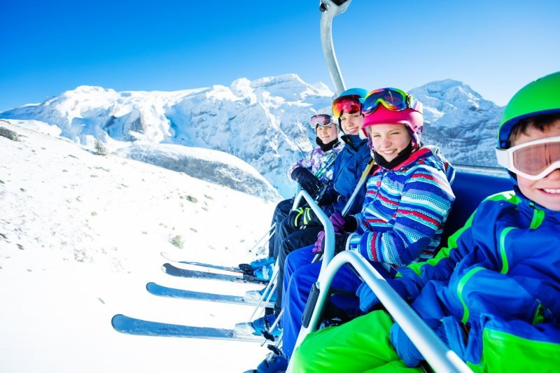 Skifreizeit für Kinder und Jugendliche