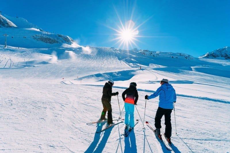 Skifreizeit für Erwachsene