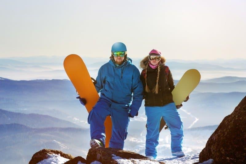 Snowboardreise für Erwachsene